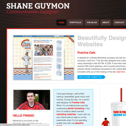 Shane Guymon's Website 2010